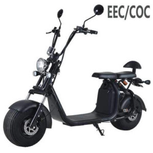 EL SCOOTER TIL INDREGISTRERING